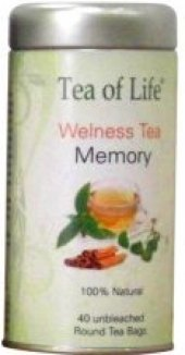 Čaj sypaný wellness Tea of Life