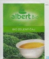 Čaj zelený Albert Bio
