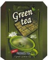 Čaj zelený lisovaný Pangea Tea