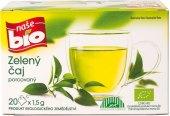 Čaj zelený Naše Bio