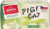 Zelený Pigi čaj Jemča