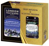Čaje Fruit&Herb London - dárková sada