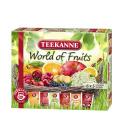 Kolekce ovocných čajů World of Fruits Teekanne