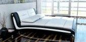 Čalouněná postel Tonny