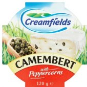 Sýr Camembert Creamfields