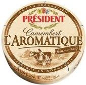 Sýr Camembert L´Aromatique Président