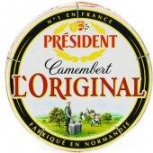 Sýr Camembert L´Original Président
