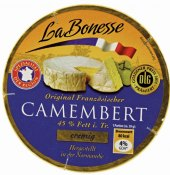 Sýr Camembert La Bonesse