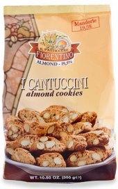 Sušenky Cantuccini Fiorentino