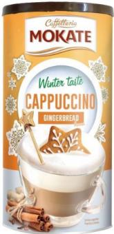 Cappuccino Winter Taste Mokate Caffetteria