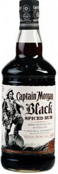Rum Spiced Black Captain Morgan