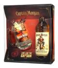 Captain Morgan Spiced - dárkové balení