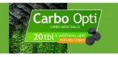 Tablety aktivní uhlí Carbo Opti Galmed