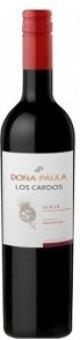Víno Syrah Los Cardos Doňa Paula