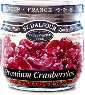 Částečně sušené brusinky Premium St. Dalfour