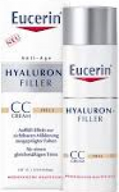 CC krém Hyaluron-Filler Eucerin