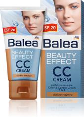 CC krém Beauty Effect Balea