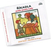 CD pro děti Říkadla podle Josefa Lady