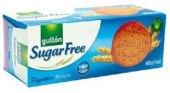Celozrnné sušenky bez cukru Gullón