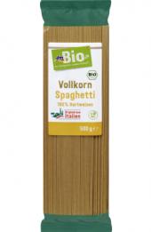 Celozrnné těstoviny dm Bio