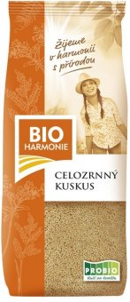 Kuskus celozrnný Bio Harmonie
