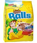 Cereálie Čokoládové kuličky Balls Bonavita
