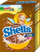 Cereálie Čokoládové mušličky Bonavita