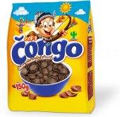 Cereálie Čokoládové mušličky Čongo Bonavita
