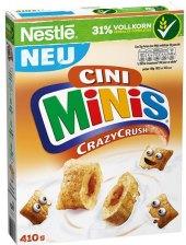 Cereálie polštářky Crazy Crush Cini Minis Nestlé