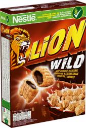 Cereálie polštářky Crazy Crush Lion Nestlé