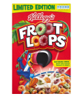 Cereálie Froot Loops Kellogg's