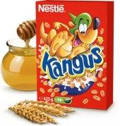 Cereálie Kangus Nestlé