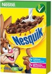 Cereálie Nesquik Nestlé