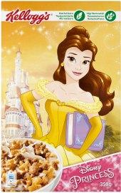 Cereálie rýžové Disney Kelloss's