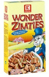 Cereálie Wonder Zimties K-Classic