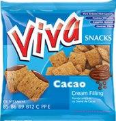 Cereálie polštářky Snacks Viva