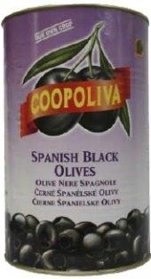 Olivy černé Coopoliva