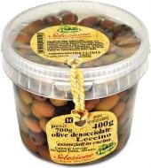 Černé olivy Leccino Ficacci