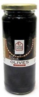 Černé olivy Fine Food