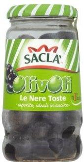 Olivy černé Sacla