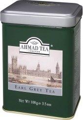 Čaj sypaný černý Earl Grey tea Ahmad Tea