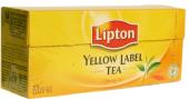 Čaj černý Lipton