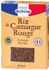 Rýže červená dlouhozrnná Duc De Coeur