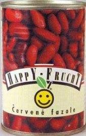 Fazole červené v chilli omáčce Happy Frucht