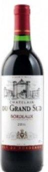 Víno červené Bordeaux Chatelain du Grand Sud