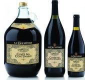 Víno červené Cuvée del Centenario La Cacciatora
