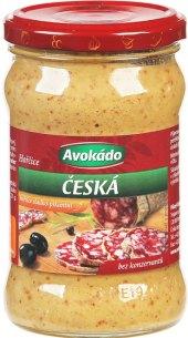 Česká hořčice Avokádo