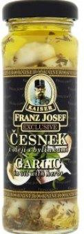 Česnek v oleji Kaiser Franz Josef