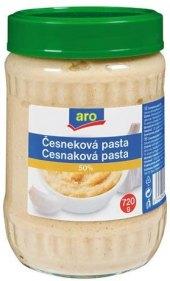 Česneková pasta Aro