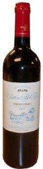 Víno červené Bordeaux Superieur Château Bel Air